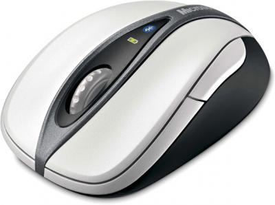 Мышь Microsoft Bluetooth Notebook Mouse 5000 (69R-00015) - общий вид