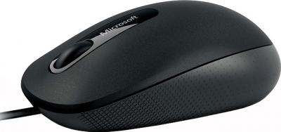 Мышь Microsoft Comfort Mouse 3000 USB (S9J-00008) - вид сбоку