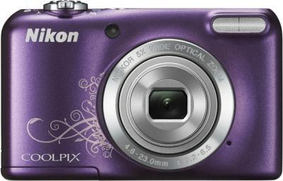 Компактный фотоаппарат Nikon Coolpix L27 Purple