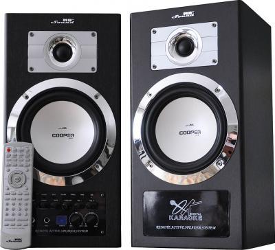 Мультимедиа акустика MB Sound MB-5302 COOPER II - общий вид