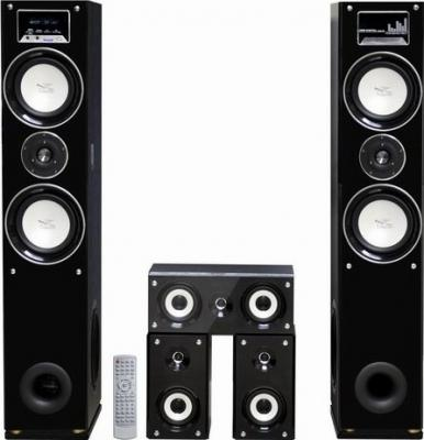 Мультимедиа акустика MB Sound MB-5305 Cooper 5 - общий вид