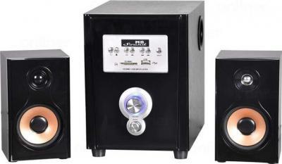 Мультимедиа акустика MB Sound MB-5307 Cooper 7 - общий вид
