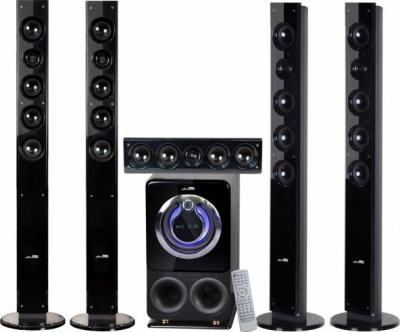 Мультимедиа акустика MB Sound MB-5502 Bazzooka II - общий вид