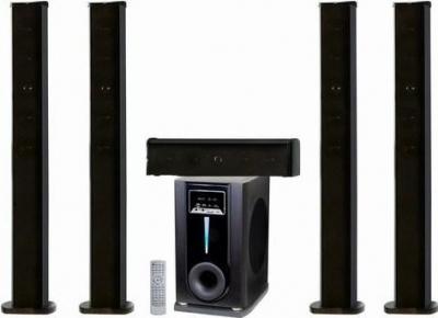 Мультимедиа акустика MB Sound MB-5504 Bazzooka 4 - общий вид