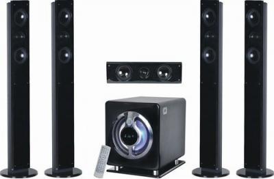 Мультимедиа акустика MB Sound MB-5505 Bazzooka 5 - общий вид