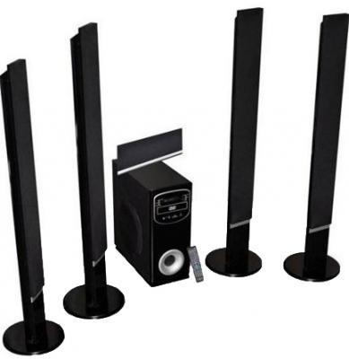 Мультимедиа акустика MB Sound MB-5506 Bazzooka 6 - общий вид
