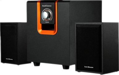 Мультимедиа акустика Lars Vaensoon LV-2105 - общий вид