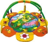 Игровой коврик Baby Mix Бегемот (ТК/3126С) - общий вид
