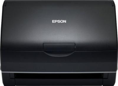 Протяжный сканер Epson GT-S85N - общий вид