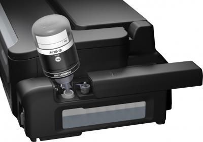 Принтер Epson M105 - заправка