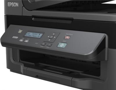 МФУ Epson M200 - панель управления