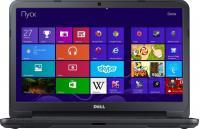 Ноутбук Dell Inspiron 15 (3521) 272157369 (105839) Black - фронтальный вид