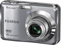 Компактный фотоаппарат Fujifilm FinePix AX500 (Silver) - общий вид