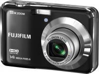 Компактный фотоаппарат Fujifilm FinePix AX500 (Black) - общий вид