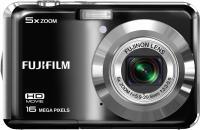 Компактный фотоаппарат Fujifilm FinePix AX500 (Black) - вид спереди