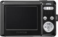 Компактный фотоаппарат Fujifilm FinePix C20 Black - вид сзади