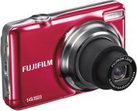 Компактный фотоаппарат Fujifilm FinePix JV300 (Red) - общий вид