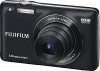 Компактный фотоаппарат Fujifilm FinePix JX540 (Black) - общий вид