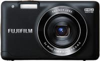 Компактный фотоаппарат Fujifilm FinePix JX540 (Black) - вид спереди