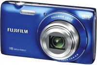 Компактный фотоаппарат Fujifilm FinePix JZ250 (Blue) - общий вид