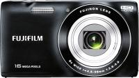 Компактный фотоаппарат Fujifilm FinePix JZ250 (Black) - вид спереди