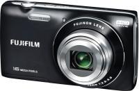 Компактный фотоаппарат Fujifilm FinePix JZ250 (Black) - общий вид