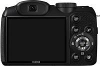 Компактный фотоаппарат Fujifilm FinePix S2980 (Black) - вид сзади