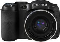 Компактный фотоаппарат Fujifilm FinePix S2980 (Black) - вид спереди