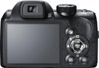 Компактный фотоаппарат Fujifilm FinePix S4500 (Black) - вид сзади