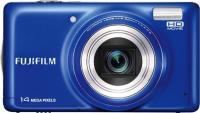 Компактный фотоаппарат Fujifilm FinePix T350 (Blue) - вид спереди
