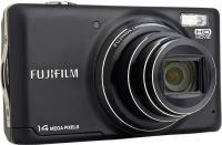 Компактный фотоаппарат Fujifilm FinePix T350 (Black) - общий вид