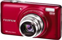 Компактный фотоаппарат Fujifilm FinePix T400 (Red) - общий вид
