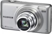 Компактный фотоаппарат Fujifilm FinePix T400 (Silver) - общий вид