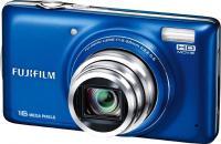 Компактный фотоаппарат Fujifilm FinePix T400 (Blue) - общий вид