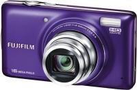 Компактный фотоаппарат Fujifilm FinePix T400 (Purple) - общий вид