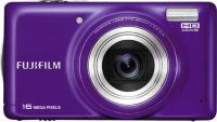 Компактный фотоаппарат Fujifilm FinePix T400 (Purple) - вид спереди
