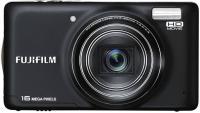 Компактный фотоаппарат Fujifilm FinePix T400 (Black) - вид спереди