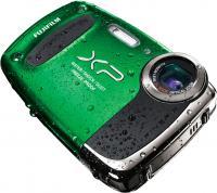 Компактный фотоаппарат Fujifilm FinePix XP50 (Green) - общий вид