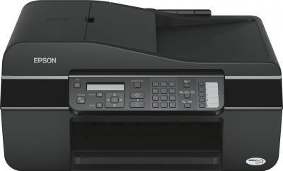 МФУ Epson Stylus Office BX305F - фронтальный вид