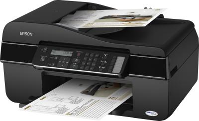 МФУ Epson Stylus Office BX305F - общий вид