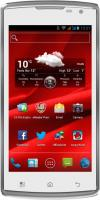 Смартфон Prestigio MultiPhone 4500 DUO (PAP4500DUOWHITE) (белый) - общий вид