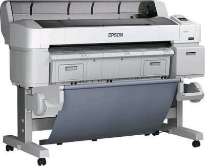 Плоттер Epson SureColor SC-T7000 - общий вид