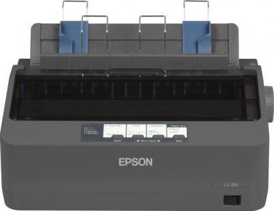 Принтер Epson LX-350 - фронтальный вид
