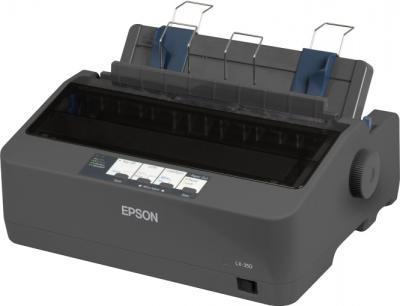 Принтер Epson LX-350 - общий вид