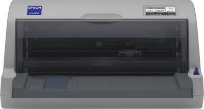 Принтер Epson LQ-630 - фронтальный вид