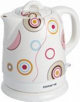 Чайник Polaris PWK1391СС White-Circles - вполоборота