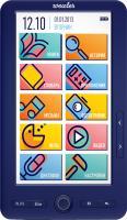 Электронная книга Wexler T7204 Blue (microSD 8Gb) - общий вид