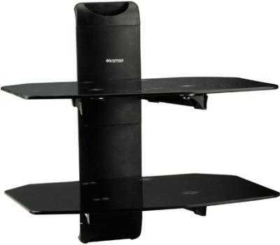 Кронштейн под аппаратуру Kromax X-Duo (черный) - общий ивд