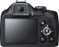 Компактный фотоаппарат Fujifilm FinePix SL240 (Black) - общий вид