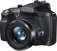 Компактный фотоаппарат Fujifilm FinePix SL260 (Black) - общий вид